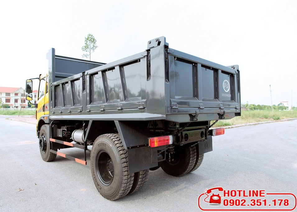 xe ben trường giang 8t75 faw 16